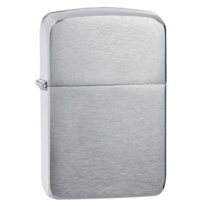 ZIPPO BRUSHED CHROME 1941 REPLICA